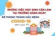 Video: Học sinh đến trường cần làm gì để phòng tránh COVID-19?