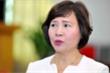 Khởi tố cựu Thứ trưởng Bộ Công thương Hồ Thị Kim Thoa