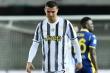 Ronaldo không cứu nổi Juventus