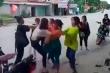 Nữ sinh ở Hà Tĩnh bị nhóm bạn đánh hội đồng