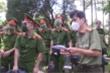 500 học viên Học viện Cảnh sát Nhân dân hỗ trợ Bình Dương chống dịch