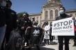 Ảnh: Biểu tình chống thù ghét người gốc Á sau vụ xả súng đẫm máu Atlanta