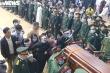 Trực tiếp: Lễ viếng, truy điệu 22 liệt sĩ Đoàn 337 hy sinh khi đang làm nhiệm vụ