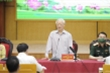 Tổng Bí thư Nguyễn Phú Trọng mong nhận được nhiều góp ý của cử tri