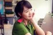 Nữ sinh Học viện Cảnh sát: Tôi muốn lặp lại danh hiệu thủ khoa