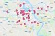 Google Maps gây hoang mang khi chia sẻ bản đồ dịch Covid-19 tại Hà Nội