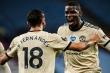 Bruno Fernandes, Pogba ghi bàn, MU áp sát top 4