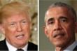 Tổng thống Trump công kích, ông Obama đáp trả đanh thép