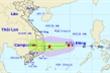 Áp thấp nhiệt đới mạnh lên thành bão, Quảng Trị đến Khánh Hòa mưa rất to