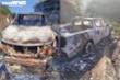 Thi thể trong ô tô cháy rụi: Bí thư đảng ủy xã đánh chết người rồi đốt phi tang
