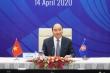 Thủ tướng: 'Bừng sáng tinh thần đoàn kết  ASEAN trong thời điểm khó khăn'