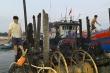 Tàu cá bùng cháy dữ dội trong đêm, thiệt hại gần 2 tỷ đồng