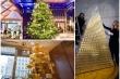 Giáng sinh 2020: Mãn nhãn những cây thông Noel bằng vàng xa xỉ
