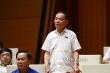 Đại biểu Lê Thanh Vân: Không ít nơi cản trở phóng viên tác nghiệp, né tránh điều trần trước báo chí