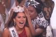 Người đẹp Mexico đăng quang Hoa hậu Hoàn vũ