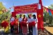 Khánh thành cầu giao thông nông thôn do VWS hỗ trợ ở Thủ Thừa