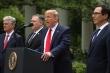 Tổng thống Trump tuyên bố tước quy chế đặc biệt của Hong Kong