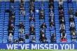 Xem bóng đá thời COVID-19 ở Anh: Cổ động viên giãn cách, không đeo khẩu trang