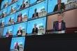 Ông Trump gây bất ngờ khi xuất hiện ở APEC
