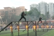 Video: Cảnh sát cơ động diễn tập tấn công khủng bố