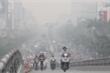 Vì sao giao thông giảm do Covid-19 nhưng chỉ số ô nhiễm không khí ở Hà Nội vẫn cao?