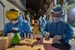 Thêm 1 ca dương tính SARS-CoV-2 tại ổ dịch huyện Đông Anh, Hà Nội