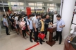 Người thất nghiệp do dịch tăng cao, trung tâm dịch vụ việc làm Hà Nội đông nghẹt
