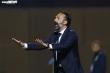 Cựu HLV AS Roma ôm đầu tiếc nuối trong ngày ra mắt V-League
