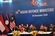 Hội nghị Bộ trưởng Quốc phòng ASEAN 14 khai mạc trực tuyến tại Hà Nội
