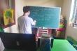 Xúc động cảnh thầy cô vùng dịch ôn thi trực tuyến cho học trò từ khu cách ly
