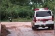Video: Xe cứu thương đưa thi thể các quân nhân bị vùi lấp ở Đoàn 337 về xuôi