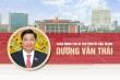 Infographic: Sự nghiệp tân Bí thư Tỉnh ủy Bắc Giang Dương Văn Thái