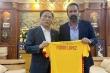 HLV Fabio Lopez: 'Đến V-League vì Việt Nam là đất nước tuyệt vời'
