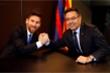 Chủ tịch Barca muốn Messi giảm lương