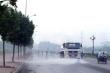 Tưới nước rửa đường có thể giảm ô nhiễm không khí ở Hà Nội?