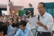 Sai phạm ở khu đô thị Thủ Thiêm: Kiến nghị xử lý ông Lê Thanh Hải về chính quyền