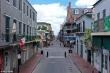 Video: Sau lệnh phong tỏa, chuột tràn ra khắp đường phố New Orleans
