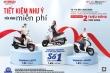Grande trở thành xe ga tiết kiệm xăng số 1 Việt Nam, Yamaha tung ưu đãi 'khủng'
