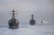 Hải quân Mỹ tuyên bố sẵn sàng đối đầu Trung Quốc ở Biển Đông