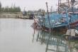 Tàu cá chìm khi đang neo đậu, hai cha con ở Quảng Nam mất tích