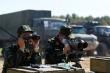 Ảnh: Đoàn Quân đội Nhân dân Việt Nam thi đấu ấn tượng tại Army Games 2020