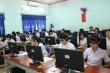 Học sinh cấp 2 và cấp 3 có thể làm bài kiểm tra viết trên máy tính