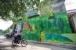 Video: Ghé thăm làng bích họa đầu tiên ở Hà Nội