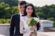 Tan chảy với ảnh cưới cực ngọt ngào của Thuỷ Tiên – Công Vinh