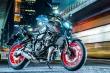 Yamaha MT-07 2021 ra mắt, nhiều chi tiết được nâng cấp