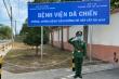 Cận cảnh bệnh viện dã chiến quy mô 300 giường ở TP.HCM