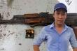 Vụ án Tuấn 'khỉ': Phát hiện thêm lựu đạn và súng