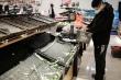 Hàng hóa siêu thị Vũ Hán trống trơn giữa 'tâm dịch' virus corona