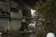 Cây bật gốc trong đêm mưa lớn ở TP.HCM làm 1 người bị thương