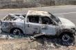 Thi thể trong ô tô cháy trơ khung: Có dấu hiệu giết người, dựng hiện trường giả